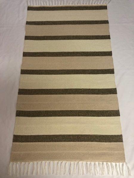 ALBINA szőnyeg kiscsikos 2 franciabézs- 1 arany- 2 bézs