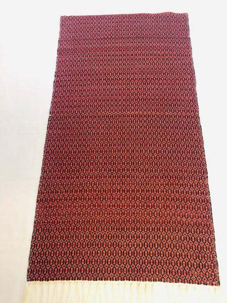 ALBINA szőnyeg darázs Fekete-piros