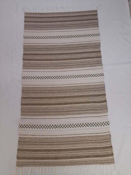 ALBINA szőnyeg hatszínű Arany-Bézs-fehér