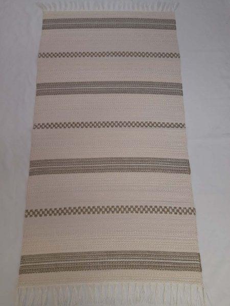 ALBINA szőnyeg hatszínű Francia bézs-arany-gyöngyház