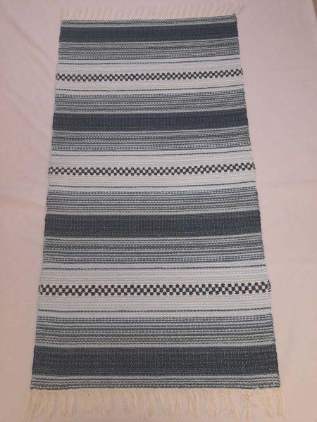 ALBINA szőnyeg hatszínű kék