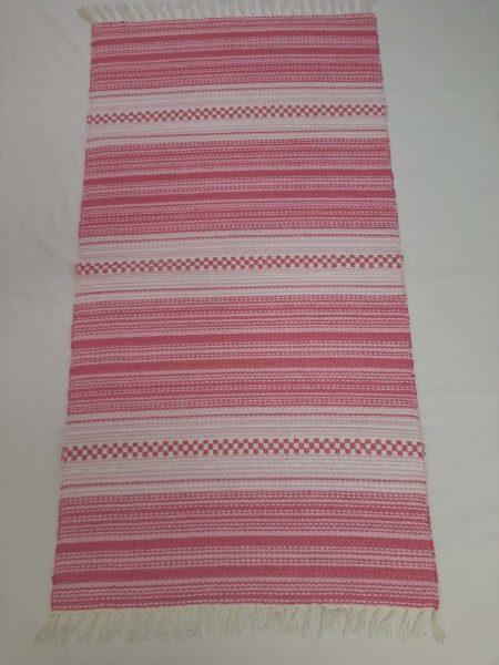 ALBINA szőnyeg hatszínű Pink-rózsaszín-fehér