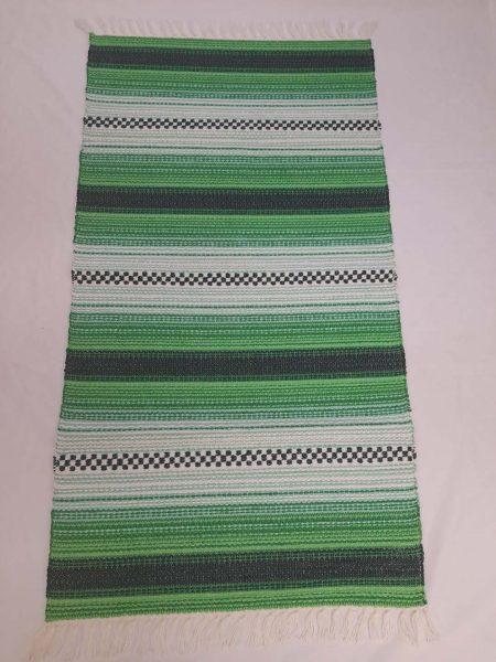 ALBINA szőnyeg hatszínű Zöld