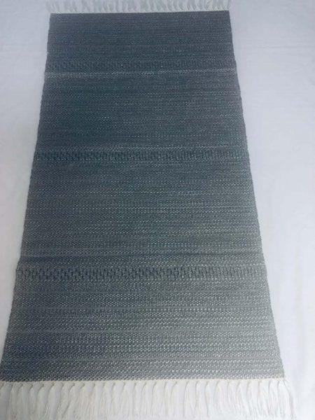 ALBINA szőnyeg hatszínű Ezüst egyszínű